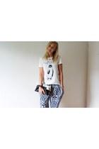 Lovelywholesale shirt - Lovelywholesale bag - Lovelywholesale pants