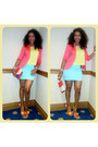 Salmon-h-m-blazer-aquamarine-2nu-skirt-light-yellow-2nu-top