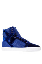 The Skytop Sneaker in Cobalt Blue