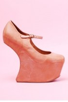 JEFFREY CAMPBELL NIGHTWALK - ORANGE