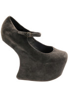 JEFFREY CAMPBELL NIGHTWALK - GRAY