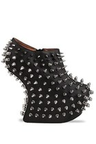 JEFFREY CAMPBELL SHADOW STUD - BLACK