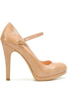 ZARA MARY JANE COURT SHOES