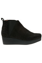 Jeffrey Campbell Chaz in Black Python