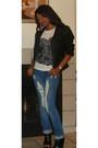 Walmart-shirt-american-eagle-jeans-forever-21-jacket-diy-shoes-moms-shop