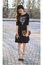 light brown leopard-print Ella Tino bag
