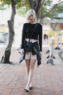 Peach-theyskens-theory-shorts
