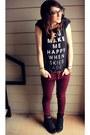 Forever-21-t-shirt-h-m-pants-target-sneakers