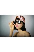 velvet turban Kristin Perry accessories