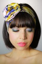 silk headwrap Kristin Perry accessories