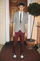 H&M jeans - Topman blazer - Zara shirt - Formula Joven tie