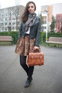 Ruby-red-burgundy-persunmall-coat-brown-persunmall-bag