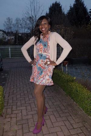 H&M dress - H&M Trend cardigan