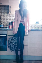 sammydress blazer - bag - Motel Rocks pants