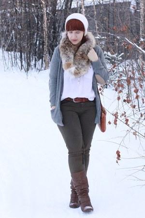 JBrand jeans - Gap cardigan