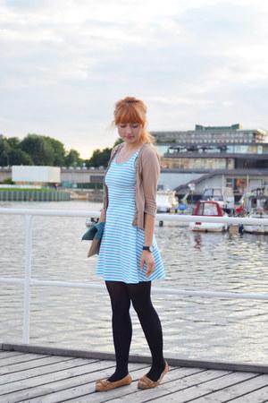 sky blue Vero Moda dress