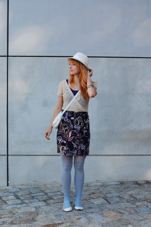 New Yorker skirt - second hand hat