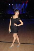 H&M dress - diadem Zara accessories