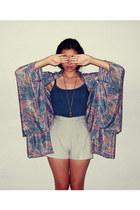 kimono DIY jacket