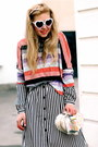 Black-foxy-jeffrey-campbell-shoes-striped-frk-dress-h-m-sweater-turquoise-