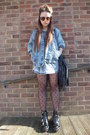 Black-leather-topshop-boots-charcoal-gray-denim-jacket-boohoo-jacket