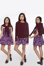 American-apparel-dress-american-apparel-sweater-bass-loafers