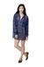 blue American Apparel blouse