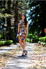Printed-siman-dress-siman-accessories