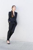 black Dolce & Gabbana heels - dark gray Dolce & Gabbana jacket