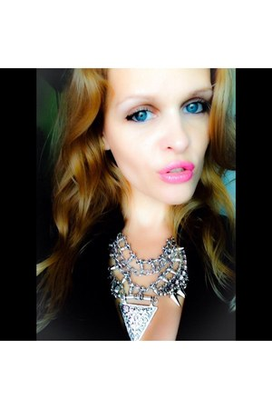 Zara necklace - Zara top