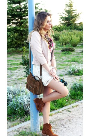 burnt orange Sfera bag - burnt orange BLANCO boots