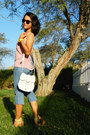 Light-yellow-mazzarri-shoes-light-blue-jeans-white-bag-light-pink-t-shirt