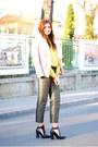 Black-leather-look-boots-nude-fur-sheinsidecom-jacket-gold-glitter-pants