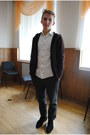 Carlo-pazolini-shoes-stager-shirt-river-island-jumper-benetton-pants