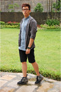 Black-dr-martens-boots-blue-cotton-on-shirt-black-topman-shorts