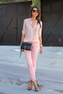 Light-pink-paige-denim-jeans-light-pink-atmani-exchange-shirt