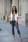 Navy-true-religion-jeans-white-t-bags-blazer