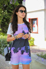 Black-proenza-schouler-bag-light-purple-finders-keepers-dress