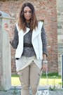Light-brown-zara-wedges-eggshell-miabag-bag-camel-zara-pants