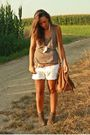 Beige-zara-blazer-brown-h-m-shirt-white-h-m-shorts-brown-zara-boots-whit
