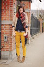 Gold-jeans