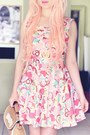Light-pink-diy-dress