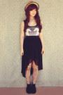 Light-purple-asos-bodysuit-black-timeless-boots-nude-oasap-tights