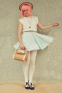 Light-blue-diy-dress-white-eyelet-vintage-sweater-white-oasap-tights