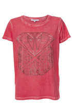 Diamante Print T-Shirt