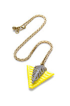 Demeter Yellow Necklace