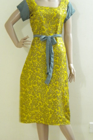 Anushaoutfitter dress
