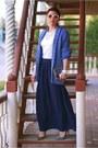 Blue-h-m-cardigan-navy-new-look-skirt