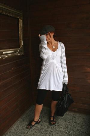 sweater - leggings - dress - accessories