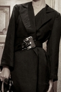 Black-donna-karan-dress-black-dior-purse-black-emporio-armani-belt-black-a